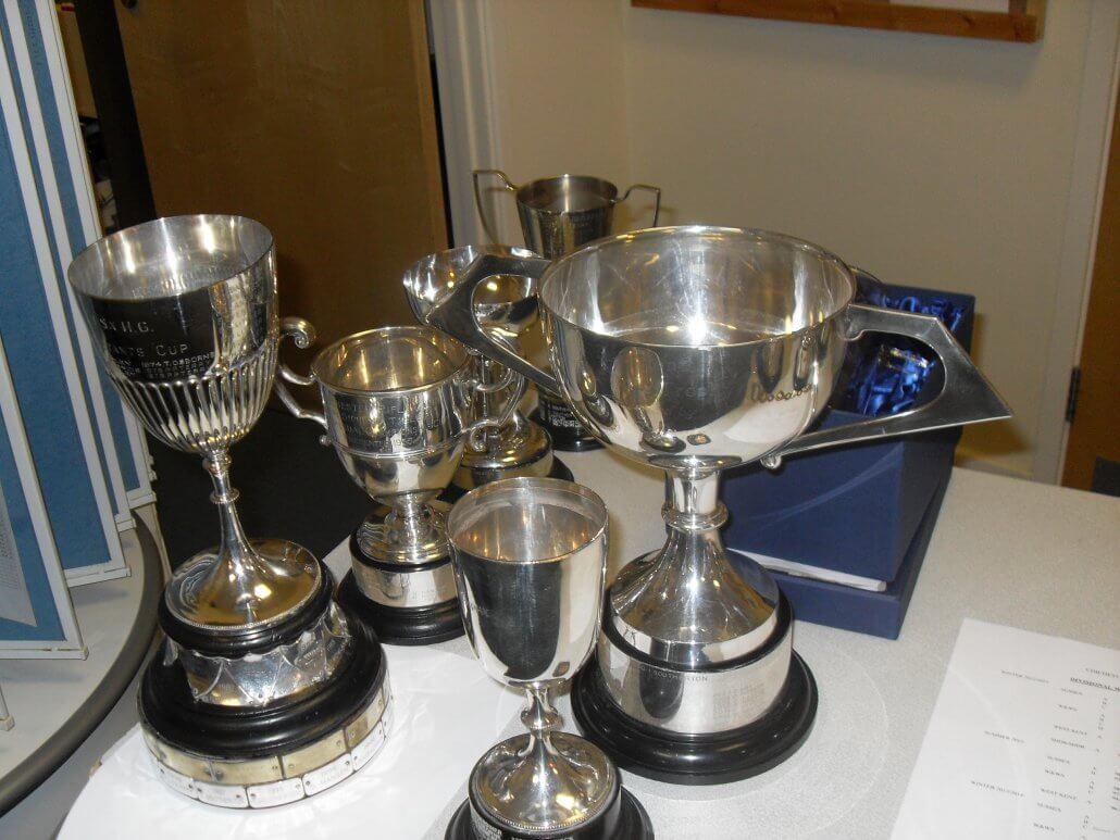 Full-bore Cups