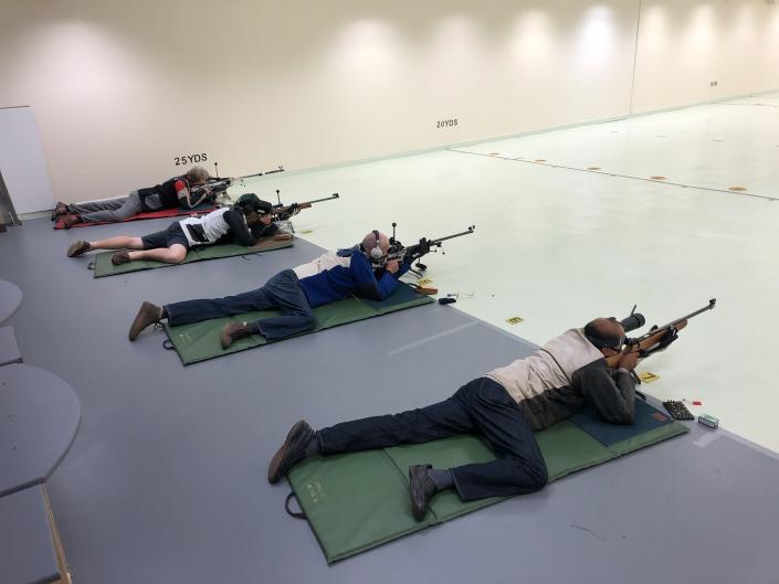Covid shooting